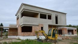 Hrub stavba RD Nov Hradec Krlov