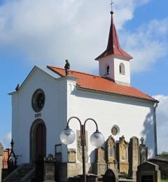 Rekonstrukce kapliky - Cerekvlice nad Bystic
