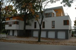 Výstavba bytového domu  – Viladům Kluky Hradec Králové 003