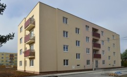 ASJ Třebestovice bytové domy 1