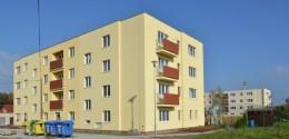 ASJ Třebestovice bytové domy 4