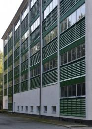 ASJ Týniště budova Lesy CZ