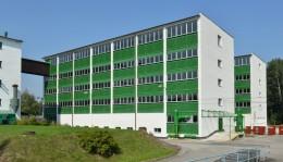ASJ Týniště budova Lesy CZ 1