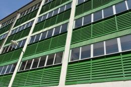 ASJ Týniště budova Lesy CZ 2