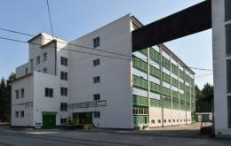 ASJ Týniště budova Lesy CZ 4